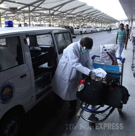 Ebola scare raises its head in Mumbai, Delhi