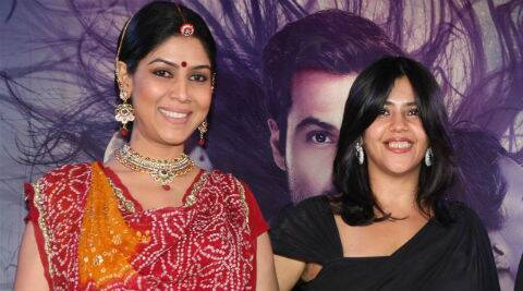 "Sakshi is set to join hands with Ekta once again, in a show titled ""Itna Na Karo Mujhe Pyaar"", featuring Ronit Roy."