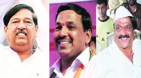 Girish Bapat; Bapu Pathare; Vinayak Nimhan