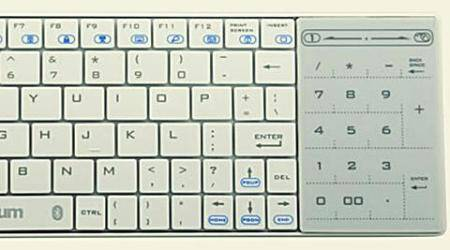 Astrum Elete Tpad BT: Good wireless keyboard option, but for Windows