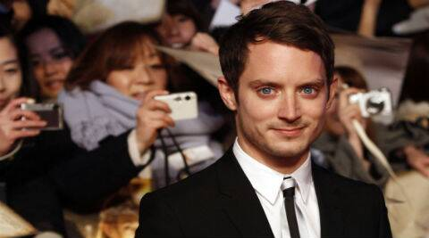 Elijah Wood will be joined by his SpectreVision partners Daniel Noah and Josh C Waller. (Source: reuters)