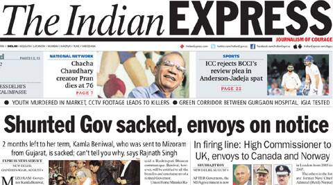 Take a look at these five exclusive stories from The Indian Express before you start your day.
