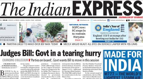 Here's a list of five exclusive stories from The Indian Express that you must go through before starting your day.
