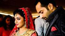 Fahad fazil nazriya marriage reception photos at october