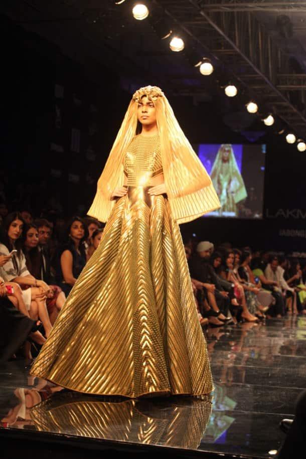 Masaba Gupta, Amit Aggarwal kick off Lakme Fashion Week