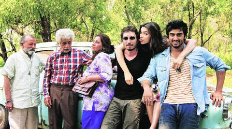 The English film, which is set to release worldwide on September 12, stars Arjun Kapoor, Deepika Padukone, Pankaj Kapur, Dimple Kapadia and Naseeruddin Shah.