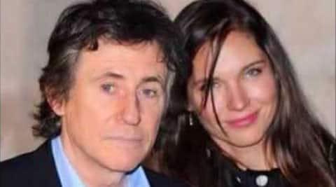 Irish actor Gabriel Byrne has married his long-term girlfriend Hannah Beth King in Cork, Ireland.     (Source: Reuters)