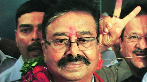 Gajanan Kirtikar, BJP MP from the Mumbai North West constituency,
