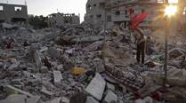Renewed 5-day Gaza truce holds after rockystart