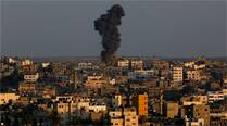 Gaza war resumes with deadly strikes, rocket fire as truce talks collapse