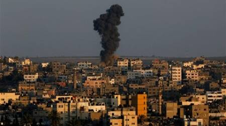 Israeli planes target Gaza sites after rocket attack