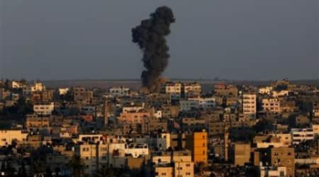 Israeli planes target Gaza sites after rocketattack