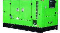 Gensets add up to under half of installed power capacity