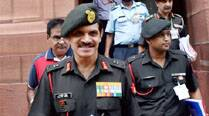 Lt. General Dalbir Singh Suhag at Parliament
