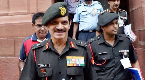The Army chief will visit the summer capital and will review the flood situation.