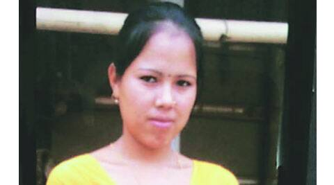 The killing of Priya (above) has triggered protests across Assam.