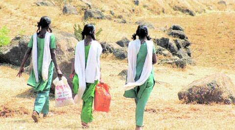 Lack of toilets has a definite link with the dropout rate among girl students, say activists.