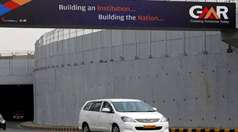 GMR Infrastructure today posted a Rs 593-crore loss on a consolidated basis for the quarter ended June 30. (Reuters)