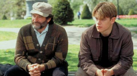 Matt Damon on Robin Williams: I was lucky to know him and I will never, ever forget him.