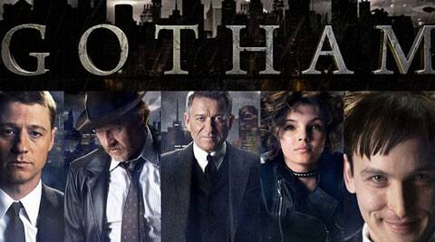 'Gotham', the highly anticipated DC Comics origins story about a pre-Dark Knight Gotham City, is all set to premiere in the UK this autumn.