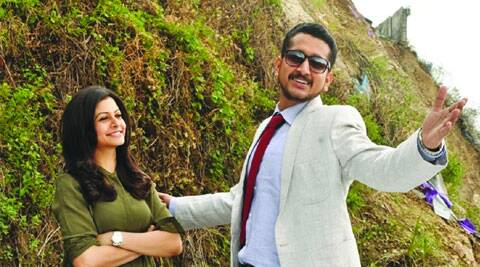 Koel Mullick and Parambrata Chatterjee in Highway