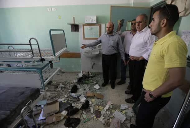 Gaza ceasefire begins