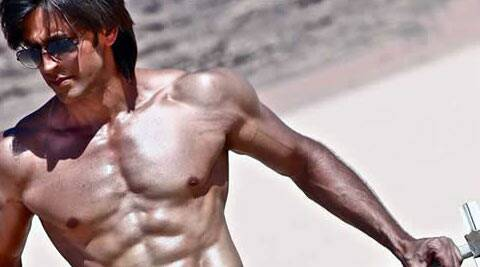 The film will see the very handsome Hrithik Roshan in a new avatar.