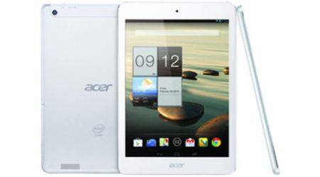 Acer Launches WiFi only Iconia A1-830 tablet at Rs 11,299