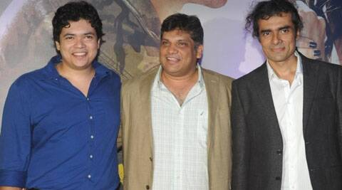 Sajid Ali's directorial venture is a coming-of-age film set in Jamshedpur.  Imtiaz with his brothers Sajid(left) and  Arif (centre).  (Source: Agencies)