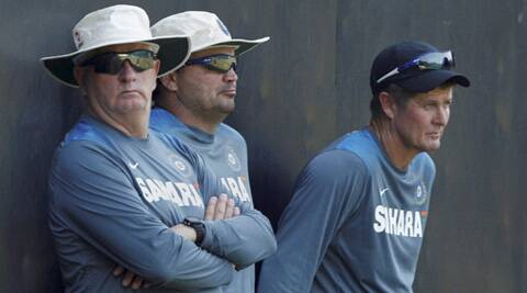 The top three members of the coaching staff have been sidelined after the 3-1 debacle in England. (Source: PTI File)