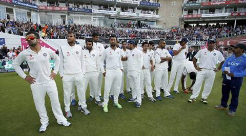 The Indian team was under attack by both the Indian and British media. (Source: AP)