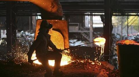 India PMI jumps to 53 in July from 51.5 in June, fastest pace in 17 months. (Reuters)