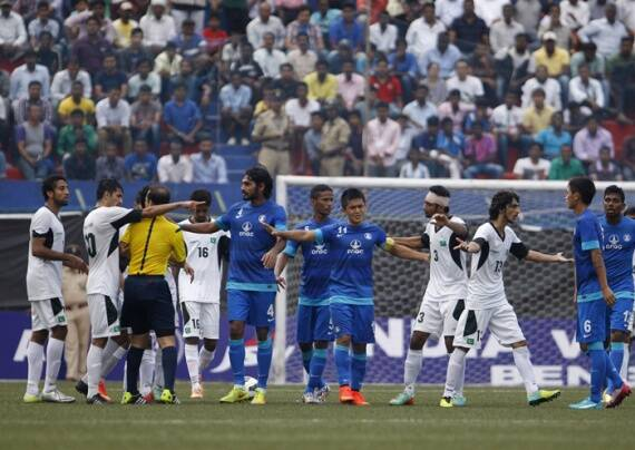 Pakistan beat India 2-0 in final match of friendly tournament