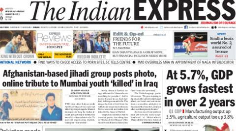 Top stories of The Indian Express you must read before you begin your day.