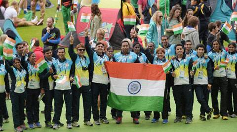 India finished fifth with a total of 64 medals at the Glasgow Games. (Source: PTI)