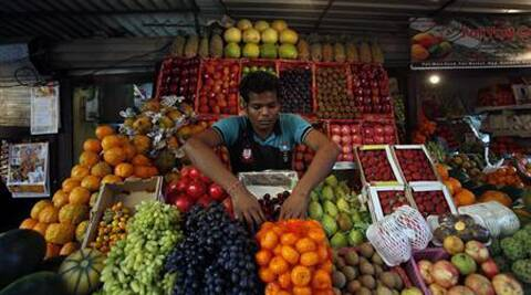 High inflation is weighing on India rating, says Moody's. (Reuters)