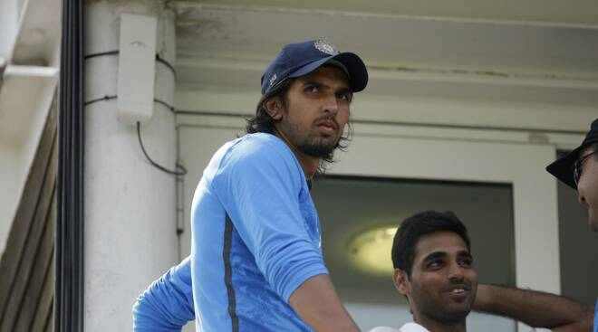 Ishant out of Manchester Test as well