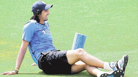 The only refreshing sight for the Indians has been Ishant Sharma's attempt at returning to full fitness before the final Test.