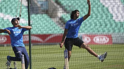 Taking into account his recent performance, Ishant Sharma should be among the three pacers India will be looking to play in the World Cup. (Source: AP)