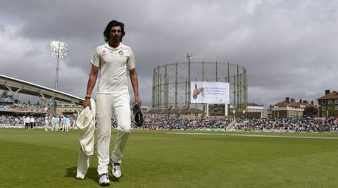 Ishant Sharma's match-winning performance at Lord's was the highlight of India's 1-3 series defeat to England (Source: Reuters)