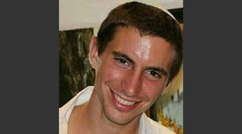 This undated photo shows Israeli Army 2nd. Lt. Hadar Goldin, 23, from Kfar Saba, central Israel. Israel's military announced early Sunday, Aug. 3, 2014, that Goldin, of the Givati infantry brigade, had been killed in battle on Friday. Goldin was previously believed captured by Hamas gunmen in Gaza violence that shattered a temporary ceasefire. (AP Photo/YNet News)