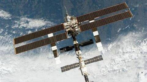 The International Space Station. (Source: Reuters)