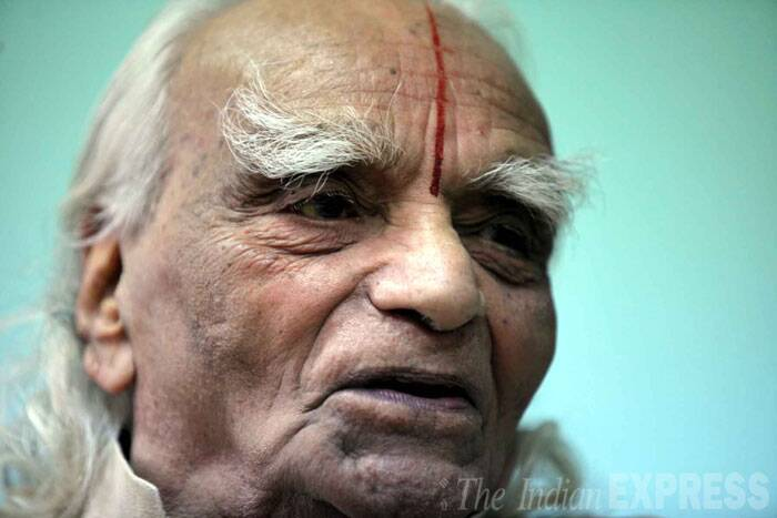 Born in 1918 at Bellur in Karnataka, he came to Pune in Maharashtra in 1937 and after spreading knowledge of yoga, set up his own 'Yogavidya' institute in 1975 which later expanded in various branches across the country and abroad.  (Source: Express Archive Photo)