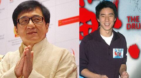 Hong Kong action superstar Jackie Chan's actor-son Jaycee Chan has been detained in Beijing on drug-related charges, the latest high-profile celebrity to be ensnared in one of China's biggest anti-drug crackdowns in two decades. (AP)