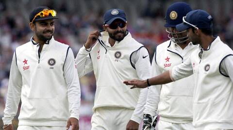 Both Gautam Gambhir and Ravindra Jadeja could well be in the drop zone before the final Test at the Oval begins on Thursday. The chances of India going in with just one spinner are high, a move that could see R Ashwin being picked over the left-arm spinner, while Shikhar Dhawan's return seems ominous followinig his replacement's woeful form in Manchester (Source: AP)