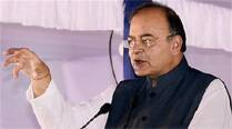 Finance Minister Arun Jaitley is guest at Express Adda