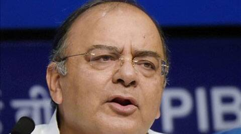 Defence Minister Arun Jaitley was addressing a press conference at National Media Centre in New Delhi on Saturday. (Source: PTI Photo)