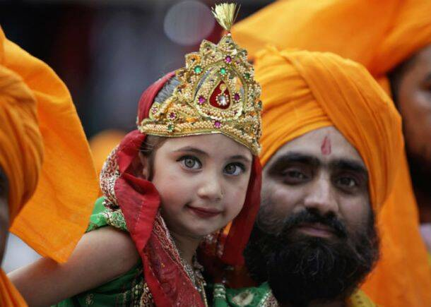 India gears up to celebrate Janmastami