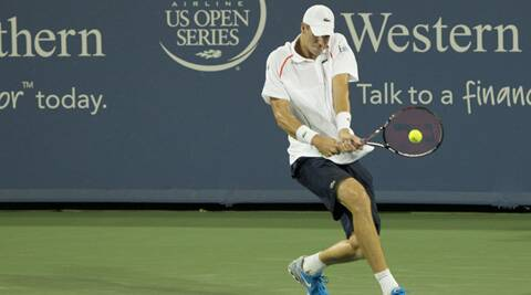Isner beat the South African, Anderson, 6-3 6-4 (Source: USA Today Sports)