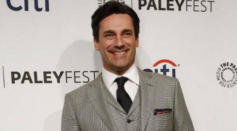 Jon Hamm: I'm taking some meetings on projects, but mostly I've been in chill-out. (Source: Reuters)